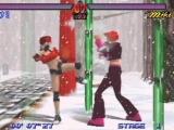 Ontwerp je eigen vechters d.m.v. het aanleren van bewegingen van de andere karakters.