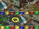 Kies uit 9 personages (5 verborgen types) en vecht hordes monsters en hun 6 kwaadaardige meesters.