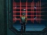 Je weet dat mensen gewoon onder die lasers door kunnen kruipen, toch?