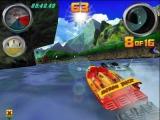 Speel als allerlei futuristische motorboten!