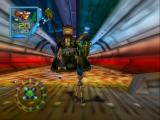 In deze 3rd-person shooter moet je niet gewoon lopen en schieten: er zijn echter platformgedeeltes.