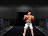 Je speelt als een van de vele gespierde boxers!