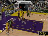 Speel als alle basketballteams uit de NBA.
