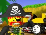 """Versla in elke cup een soort """"eindbaas"""", zoals deze piraat!"""