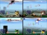 Vecht met maximaal vier spelers tegen elkaar in de multiplayermodus!