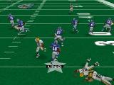 Speel American Football, of zoals ik het graag noem, vreemd rugby.