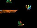 In Joust speel je een ridder op een struisvogel...