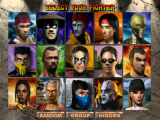 Speel als 15 oude en nieuwe vechters!