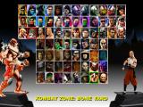 Deze game is een compilatie van Mortal Kombat 1, 2 en 3, met alle karakters uit die drie games!