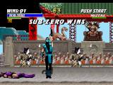 """Van alle vechters is Sub-Zero het """"coolst""""."""
