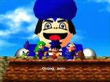 Speel als Goemon en zijn... opmerkelijke vriendenkring.