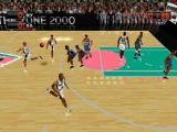 Deze game is een realistische basketbalsimulatie.