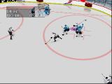 Deze game geeft je ook de mogelijkheid om vals te spelen, door je tegenstanders te slaan...