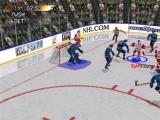 Buitenspel geldt duidelijk niet in de NHL...