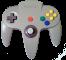 Afbeelding voor Nintendo 64 Controller