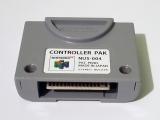 Enkele spellen bieden je de mogelijkheid gegevens op het <a href = http://www.mario64.nl/Nintendo-64-spel.php?t=Nintendo_64_Controller_Pak target = _blank>Controller Pak</a> op te slaan.