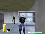De gameplay lijkt erg op die van Metal Gear Solid.
