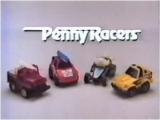 Speel als de Penny Racers, bekende speelgoedautootjes uit de jaren '90.