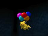 Dat is pas een creatieve manier om je Pikachu fly te leren.
