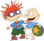 Afbeelding voor Rugrats in Paris The Movie