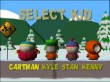 Speel als Cartman, Kyle, Stan en Kenny!