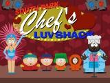 Hee, Cartman, hou jij je ogen eens op de camera gericht...