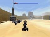 Berijd verschillende Star Wars-voertuigen!