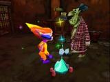 Deze game zit vol met kleurrijke alienpersonages!