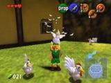 Regel 1 in elke Zeldagame: geen kippen aanvallen!