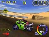 Niet enkel crossmotoren maar ook racemotoren zijn in de game te gebruiken.