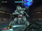 De monsters in deze game zijn futuristischer, maar minder eng dan in de vorige game.