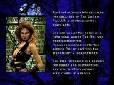 Alle personages in de game hebben een uitgebreid achtergrondverhaal.