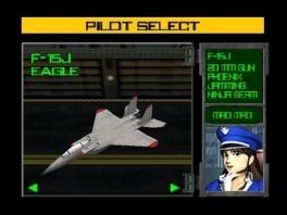 Speel als verschillende piloten met verschillende gevechtsvliegtuigen!
