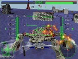 Zie hier: de half verzonken stad Atlantis!