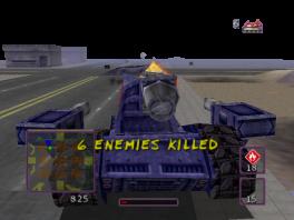 Speel als gigantische, niet per se realistiche tanks.
