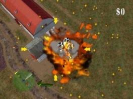 Blaas volledige gebouwen op!
