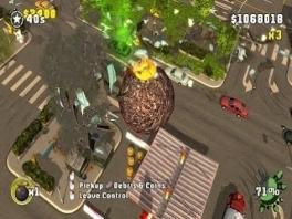Grote voertuigen en objecten kun je ook besturen in het spel.