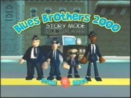 Speel als de <a href = https://www.mario64.nl/Nintendo-64-spel.php?t=Blues_Brothers_2000 target = _blank>Blues Brothers</a> uit de film!