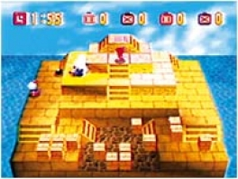Een adventure game in 5 werelden vol met vijanden, valstrikken en puzzels.