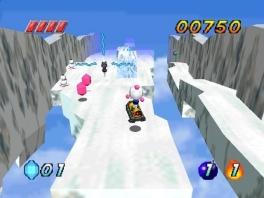 Ditmaal heeft <a href = https://www.mario64.nl/Nintendo-64-spel.php?t=Bomberman_64 target = _blank>Bomberman</a> ook voertuigen!