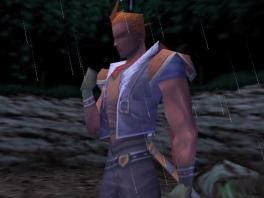Vampierjager Reinhardt Belmont, broer van Simon Belmont uit de NES-games.