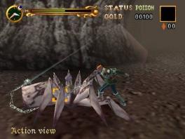 Vecht tegen verschillende duistere schepsels van de nacht!