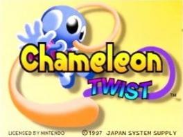 Speel als deze kameleon, met zijn belachelijk lange tong!
