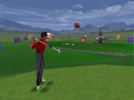 Dit is de eerste videogame ooit met Tiger Woods in de hoofdrol.