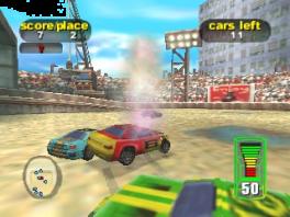 <a href = https://www.mario64.nl/Nintendo-64-spel.php?t=Destruction_Derby_64 target = _blank>Destruction Derby 64</a> is een racegame die je beloont voor het vernietigen van tegenstanders.