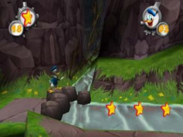 Deze game heeft zowel 2D- als 3D-levels.