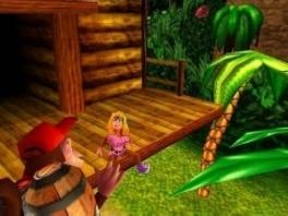Naast de speelbare Kongs zijn ook Candy Kong en Funky Kong van de partij!