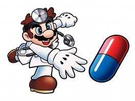 Van loodgieter naar dokter, tennisser, partybeest, etc. Is er iets wat Mario niet kan?