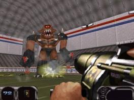 Deze game is een aangepaste (en gecensureerde) N64-port van <a href = https://www.mario64.nl/Nintendo-64-spel.php?t=Duke_Nukem_64 target = _blank>Duke Nukem</a> 3D.