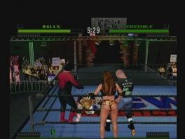 Meer dan 40 <a href = https://www.mario64.nl/Nintendo-64-spel.php?t=ECW_Hardcore_Revolution>hardcore ECW</a> supervechters maken hun debuut, waaronder Rob van Dam en Sabu!